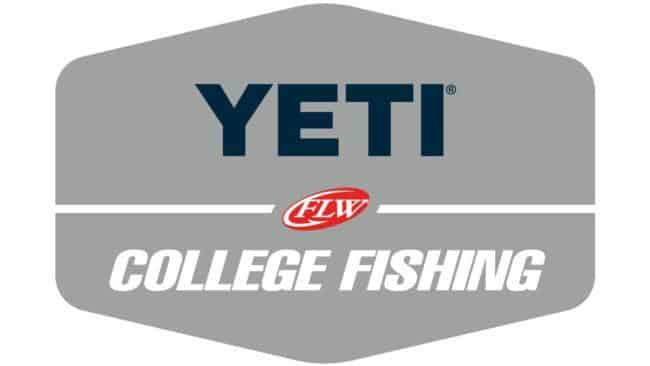 Yeti flw college fishing southern conference event on fort for Flw college fishing
