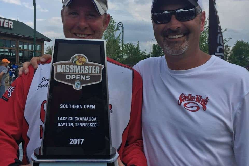 To Win as a Co-Angler - How Josh Jackson won the BASS Southern Open Co-Angler Title