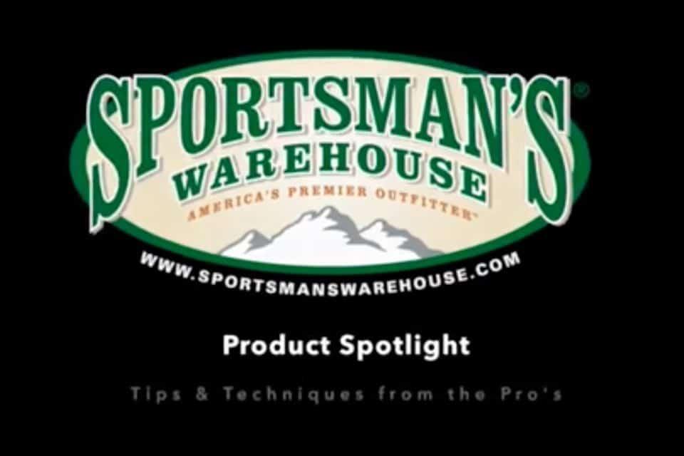 Sportsmans Warehouse Product Spotlight - Lew's Custom Pro SLP Reel with Brad Knight