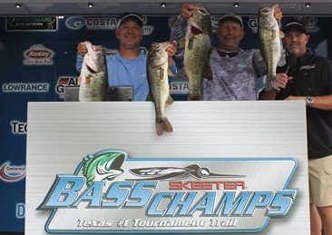 Bass Champs Central Region winners take home over $28,000 – Anglers of the Year are crowned at LBJ
