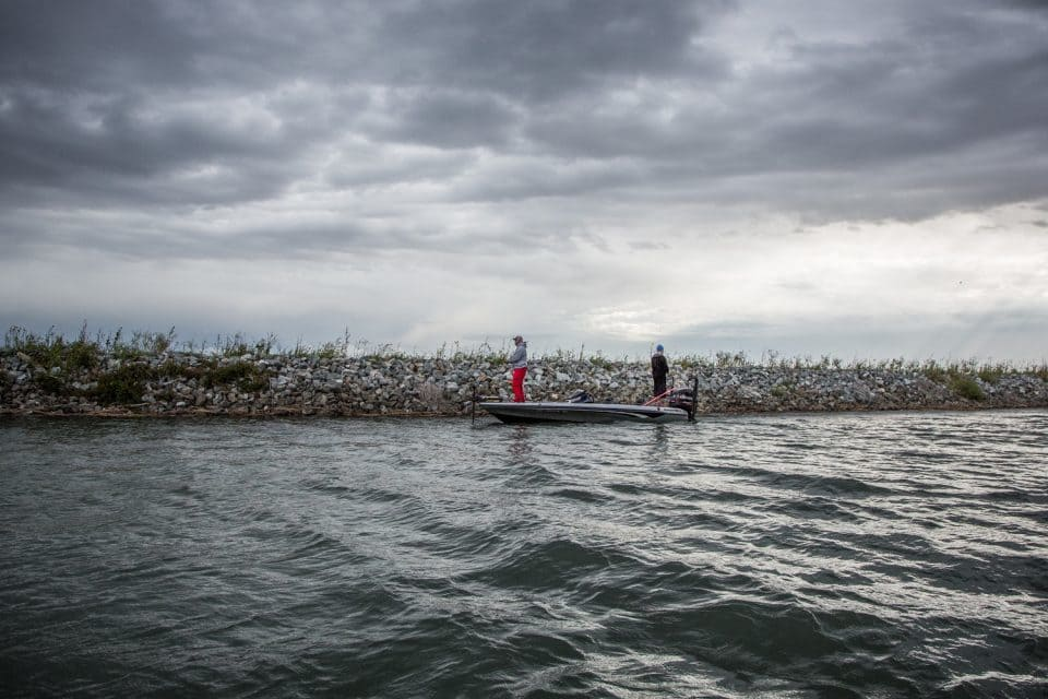 Yeti flw college fishing western conference heads to for Flw college fishing