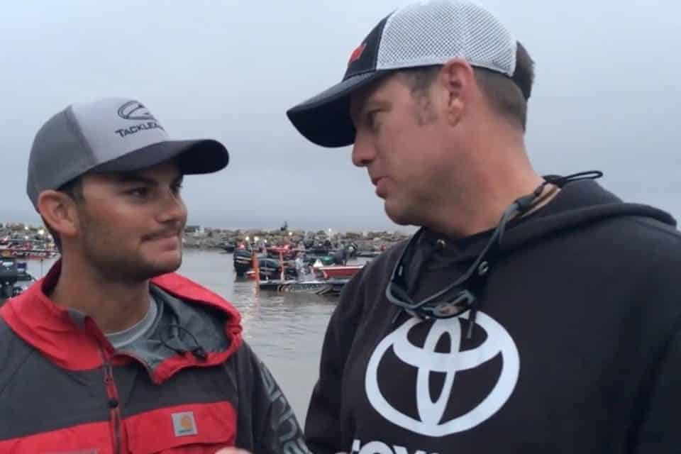 Carhartt Countdown to Blastoff - Jordan Lee, Dardanelle, Day 1