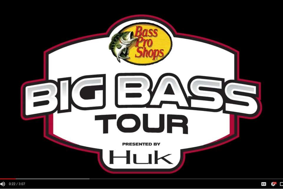 Carhartt Countdown to Blastoff - BIG BASS TOUR - Lake Murray