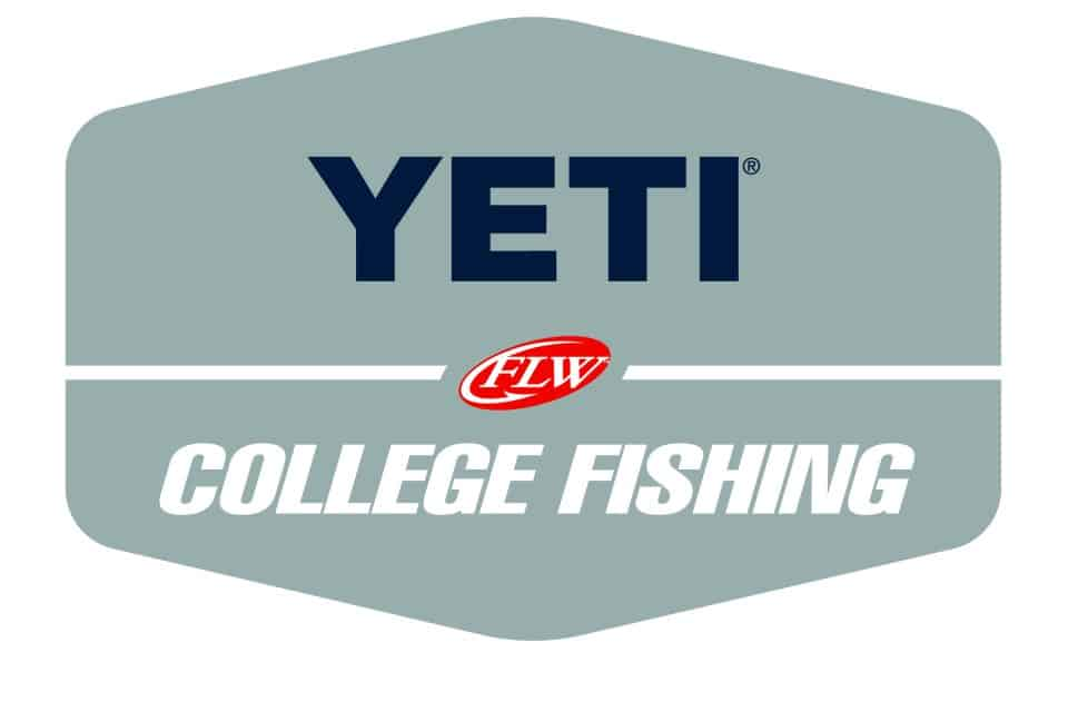 Yeti Flw College Fishing Event Presented By Bass Pro Shops Set For
