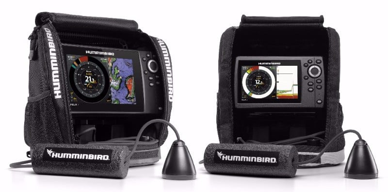 Humminbird® Announces Big Ice Fishing Promotion: Buy an ICE HELIX® 5 or 7 CHIRP GPS G2 Unit and Receive a Free High-Definition LakeMaster Map