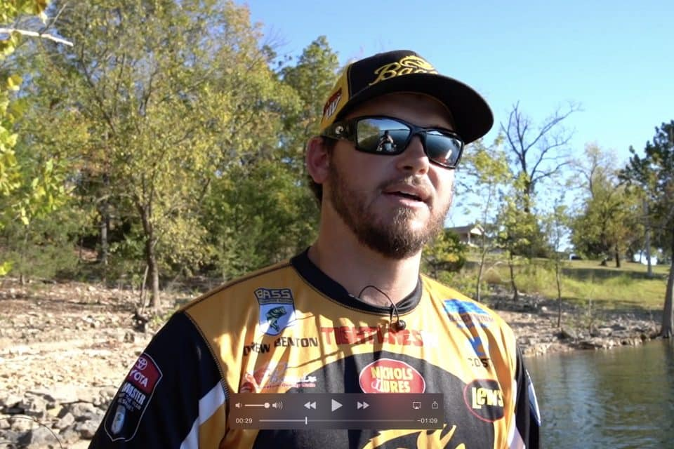 Drew Benton Talks Costa Sunglasses and Which Frame and Lenses He Chooses