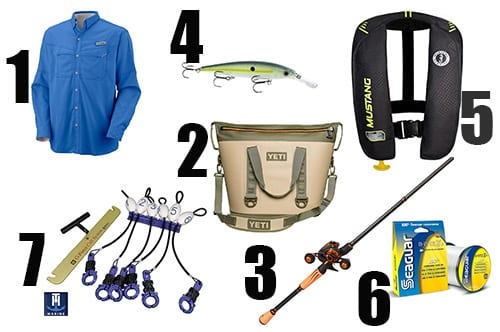 Whats on Your Fishing Wish List? There's Still Time!