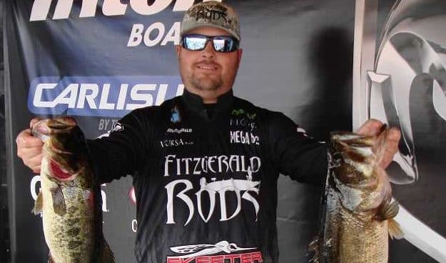 Fitzgerald Wins ABA Open Series Florida South Season Opener on Lake Okeechobee with over 21 pounds!