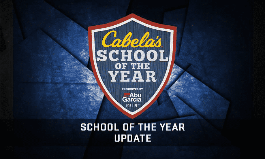 Bethel University Regains 1st Place in the Cabela's School of the Year