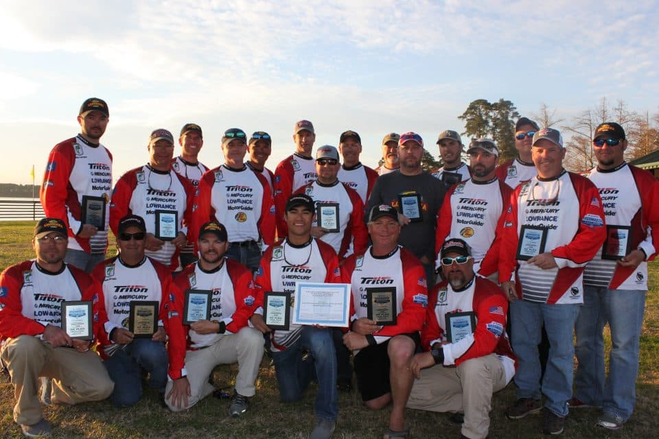 Louisiana Claims Team Title In B A S S Nation Regional Bass