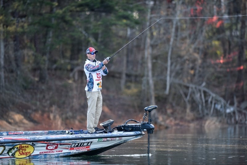 Bassmaster Elite Series To Visit Grand Lake O' The Cherokees At Prime Fishing Time