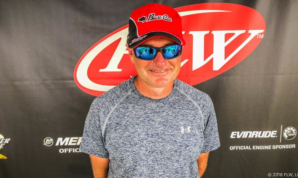 WAGNER WINS T-H MARINE FLW BFL MICHIGAN DIVISION TOURNAMENT ON LAKE ST. CLAIR PRESENTED BY NAVIONICS