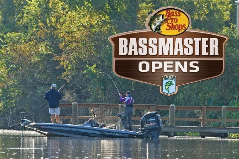 Bassmaster Opens Schedule For 2019 Is Filled With Big-Time