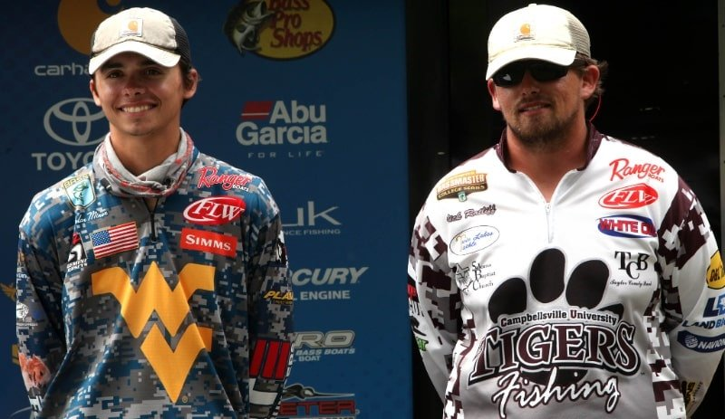 Ratliff And Minor Will Face Off In College Bracket Battle For Bassmaster Classic Berth