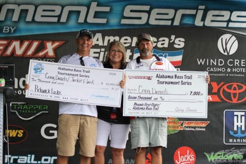 Bethel university wins yeti flw college fishing event on for Youtube bass fishing