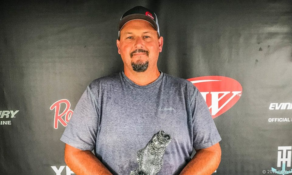 BENTON'S WRIGHT WINS T-H MARINE FLW BASS FISHING LEAGUE ARKIE DIVISION FINALE ON LAKE HAMILTON PRESENTED BY GEARED