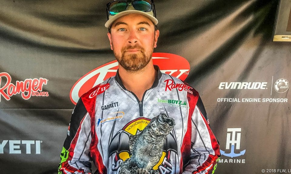 MATTOON'S MCDOWELL WINS T-H MARINE FLW BASS FISHING LEAGUE ILLINI DIVISION FINALE ON LAKE SHELBYVILLE