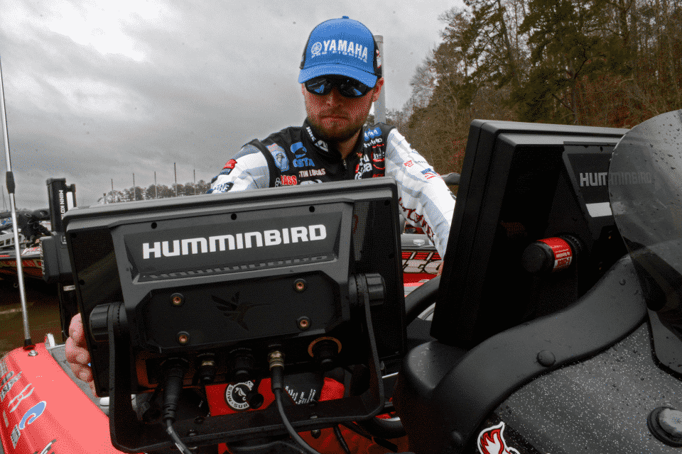 Lucas Credits Humminbird and Minn Kota Technologies with Huge Role in Angler of the Year Title