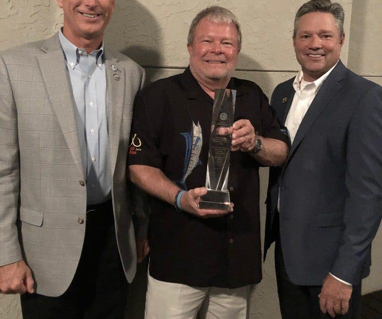 Costa's, Dave Bulthuis, Honored with Lifetime Achievement Award