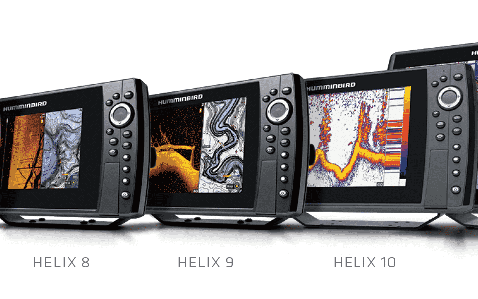 Humminbird® HELIX® Adds MEGA Imaging+™ and Dual Spectrum CHIRP to