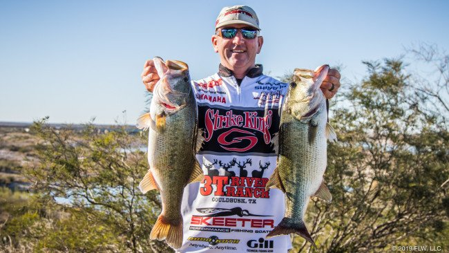 2 Wins in 2 Weeks for Strike King and Lew's