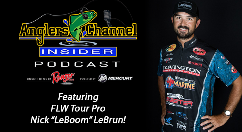 c1a464aa6 This week the boys welcome in Sam Rayburn FLW Tour runner-up Nick LeBrun to  talk about how he was so consistent when Rayburn wasn t and we get the  scoop on ...