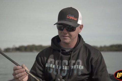 Strike King / Lews Tip of the Week with Major League Fishing Pro Jeff Sprague