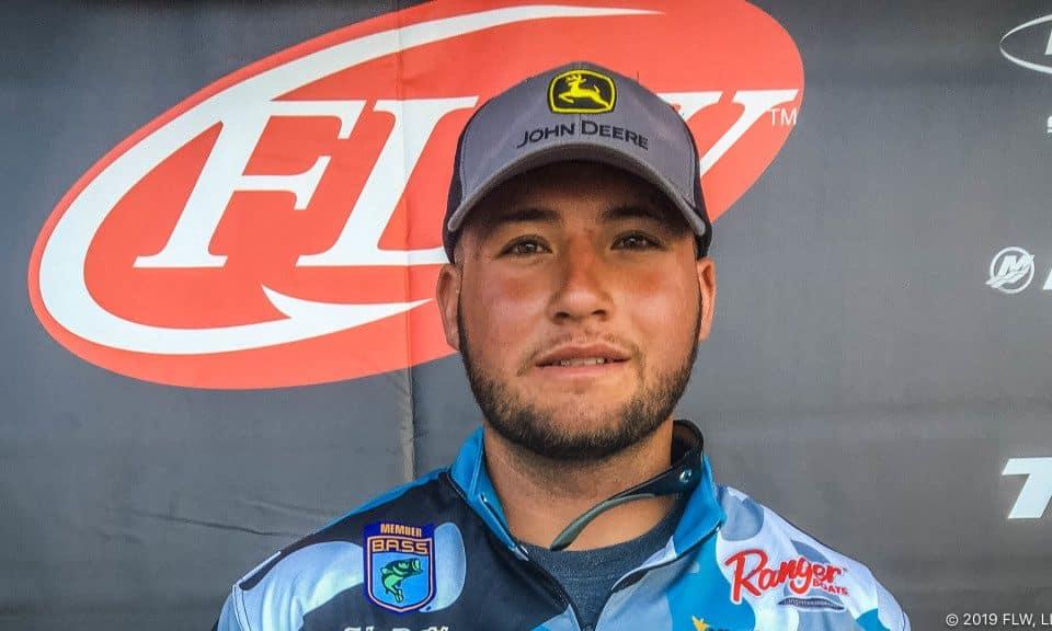 Maryland's Duarte Wins T-H Marine FLW Bass Fishing League South Carolina Division Opener on Lake Hartwell Presented by Navionics