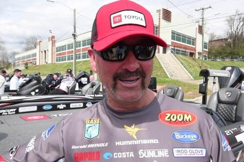 "Bassmaster Classic Interview - Gerald Swindle ""I Got too."""