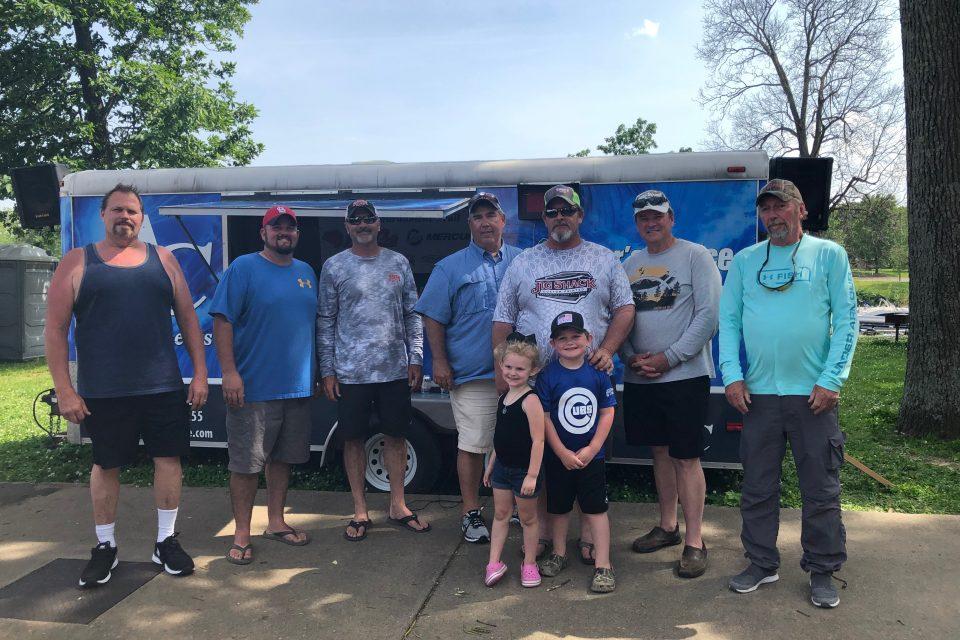 Haves&Ellison Win 21st Annual Strike King Fish Off on Kinkaid Lake