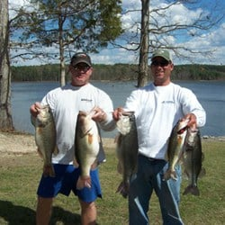 Steven Woodlief & Ted Boyette won with 26.10 lbs!