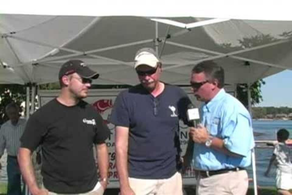 Greene boat motor trail classic anglers channel for Greenes boat and motor