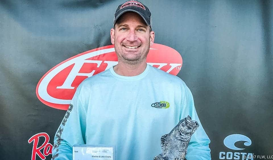 3cb592e8 ... 2017) – Boater Craig Carns of Noblesville, Indiana, weighed four bass  totaling 20 pounds, 12 ounces, Saturday to win the T-H Marine FLW Bass  Fishing ...
