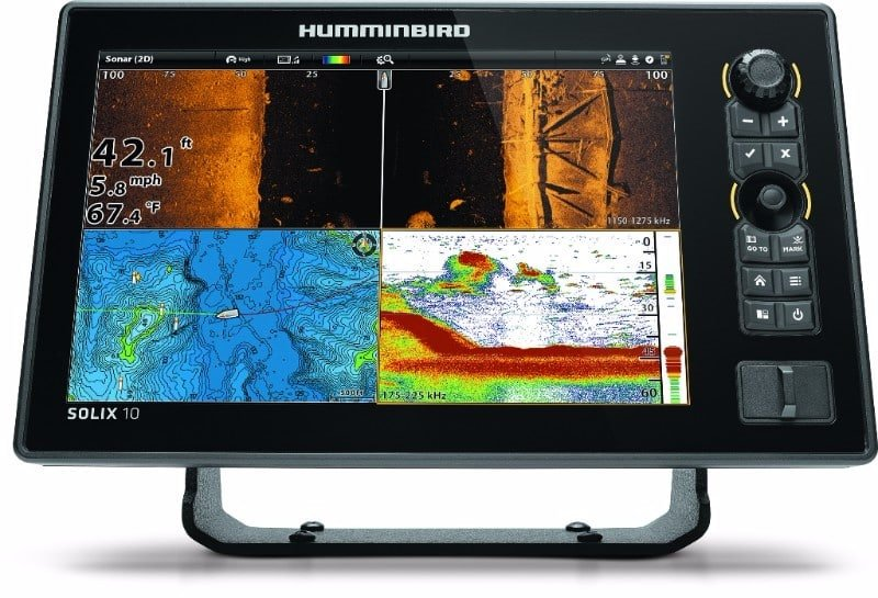 Humminbird® Introduces the New SOLIX™ 10 – Anglers Channel