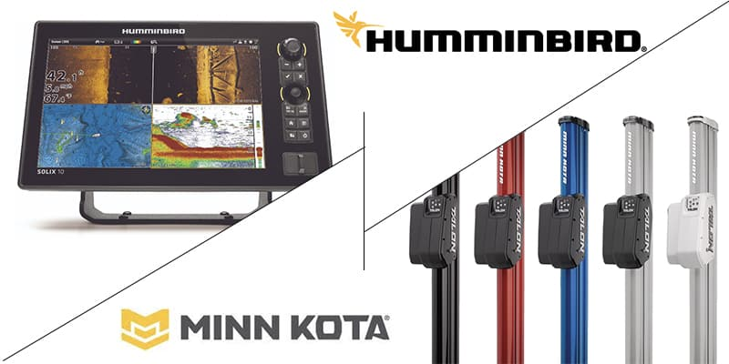 Humminbird® and Minn Kota® Honored with Boating Industry