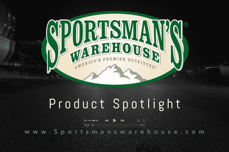 Sportsmans Warehouse Product Spotlight - October 8, 2018