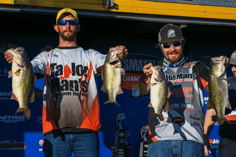 Anglers Choice Team Goes From Alternates To Winners In Bassmaster Team Championship