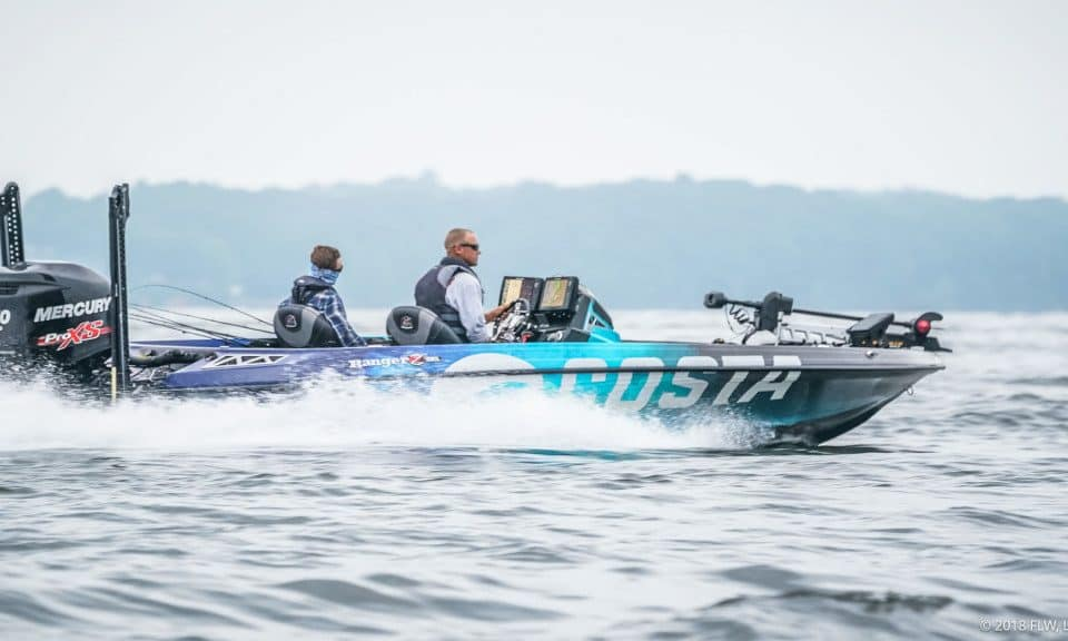 KENTUCKY/BARKLEY LAKES SET TO HOST COSTA FLW SERIES PRESENTED BY LOWRANCE
