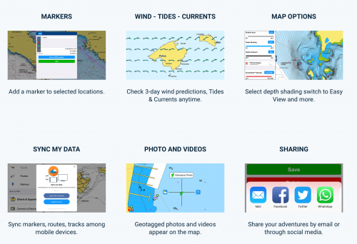 Gear Review: Navionics Boating app – Anglers Channel