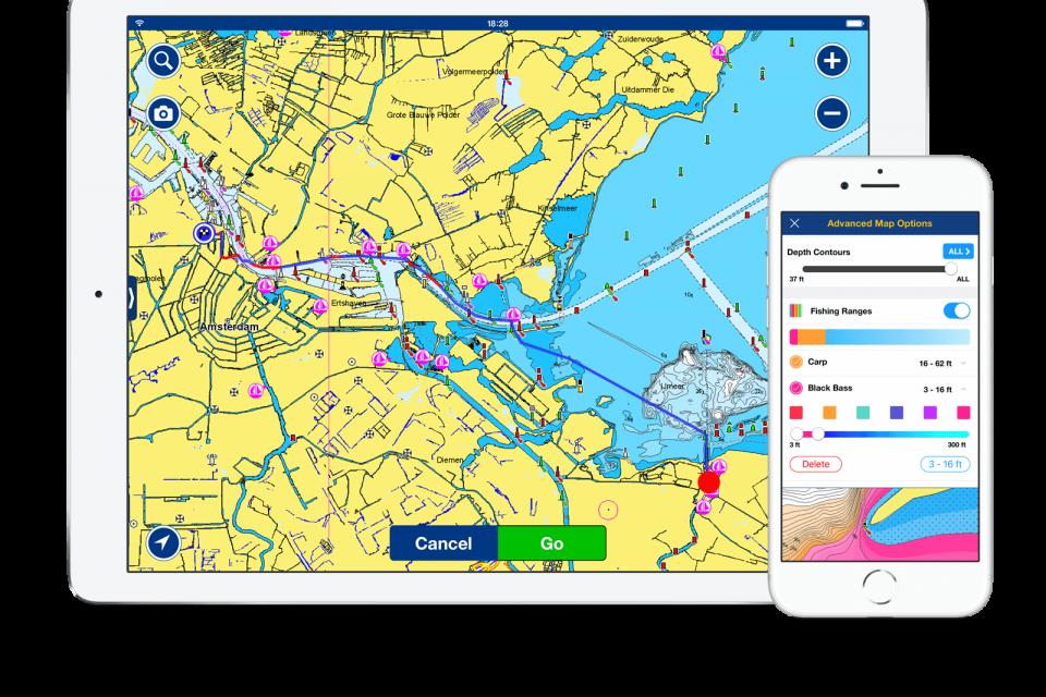 Gear Review: Navionics Boating app