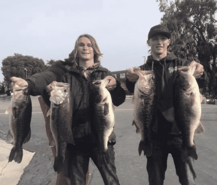 47.09-pounds wins Hook Line & Sinker - Two Day Tournament of Champions on the Delta!