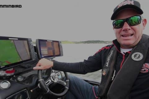 KVD Talks Depth Shading, Mapping and Sidescan in this months #OneBoatNetwork Video Series