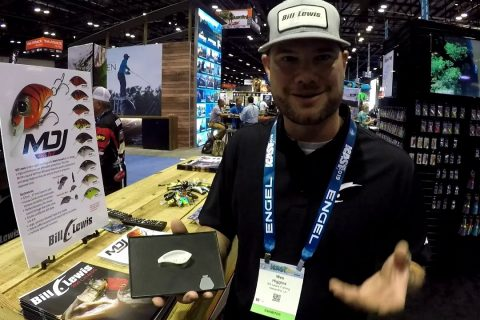 ICAST 2019 – Bill Lewis Lures