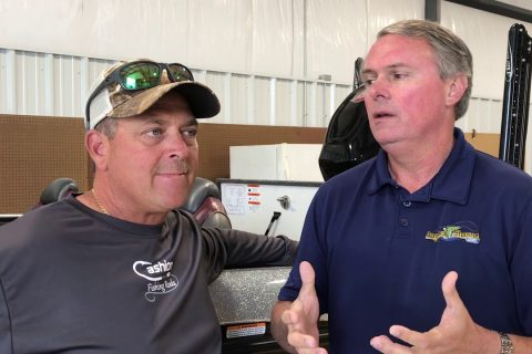 AC Video with Bassmaster Elite Series Pro Rob Digh