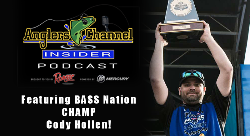 The BASS Nation Recap with Champ Cody Hollen!
