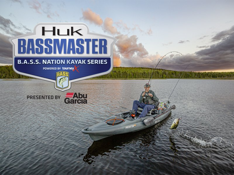 B.A.S.S. Announces New National Tournament Series For Kayak Anglers